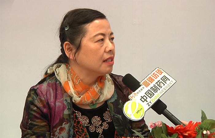 专访太仓金溪粉碎设备有限公司总经理 吴琴秀