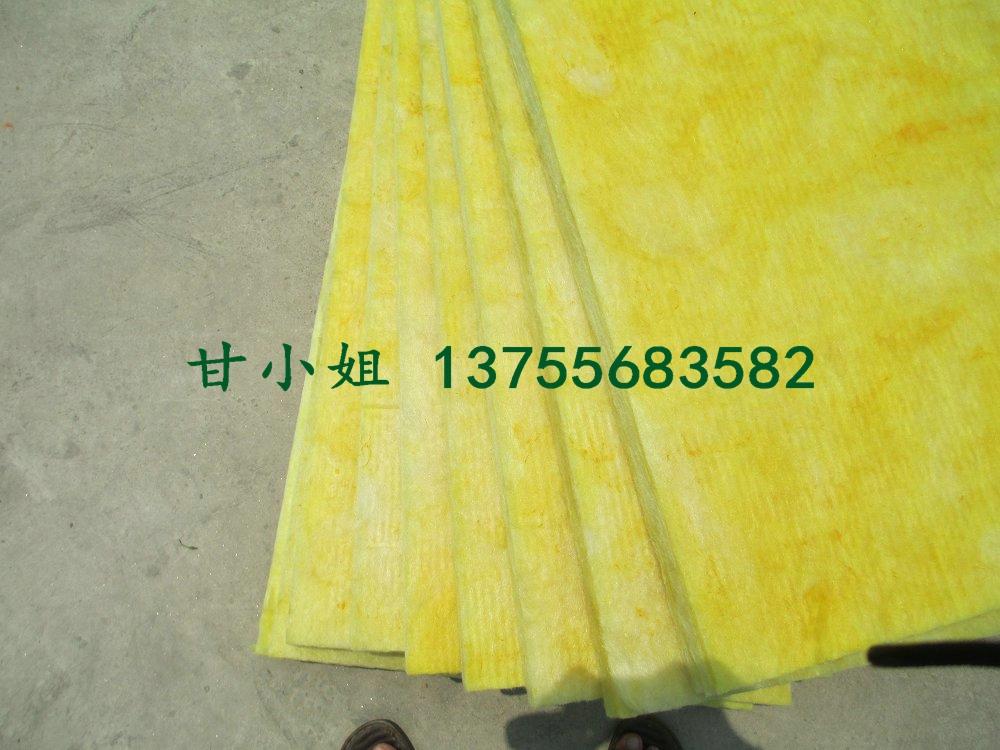 钢结构工程专用玻璃棉板