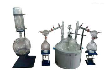 短程蒸餾設備