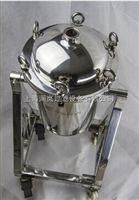 大输液脱碳过滤器 眼药水脱碳钛棒过滤器 原料药溶剂脱碳过滤器